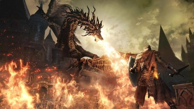 Imagem de Jogo Dark Souls III - PS4