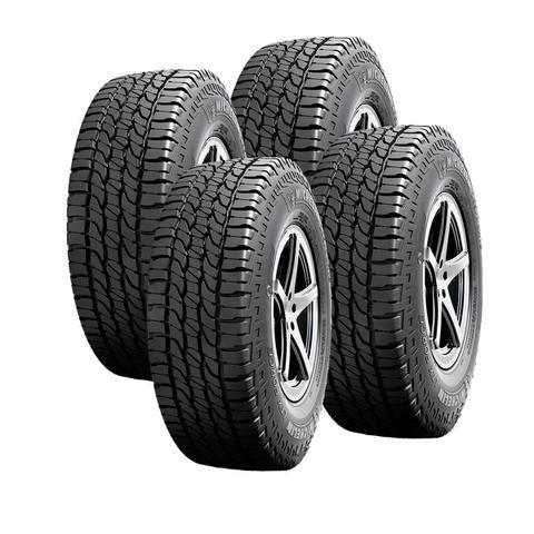 Imagem de Jogo de 4 Pneus Michelin Aro 16 LTX Force 205/60R16 92H TL - Original Ecosport
