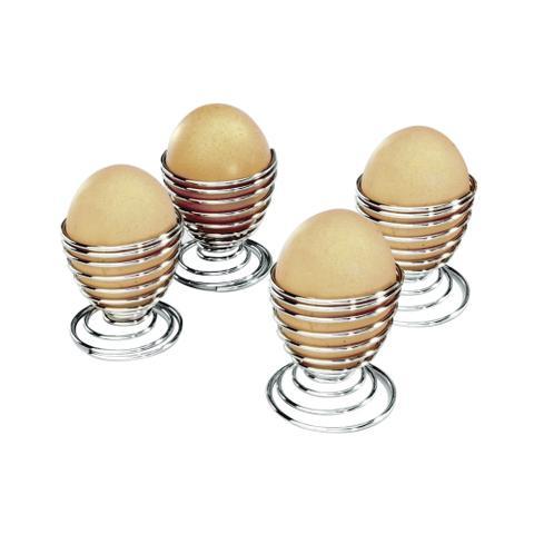 Imagem de Jogo de anéis para ovos Fackelmann 4 peças