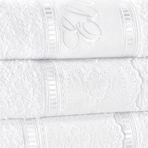 Imagem de Jogo De Banho Florença 5 peças Branco