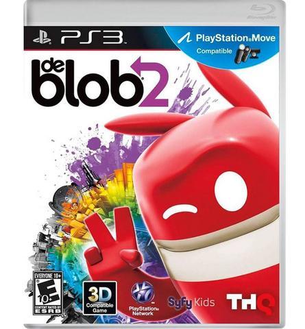 Imagem de Jogo De Blob 2 PS3 - Thq