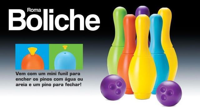 Imagem de Jogo de Boliche 260 - Roma Brinquedos