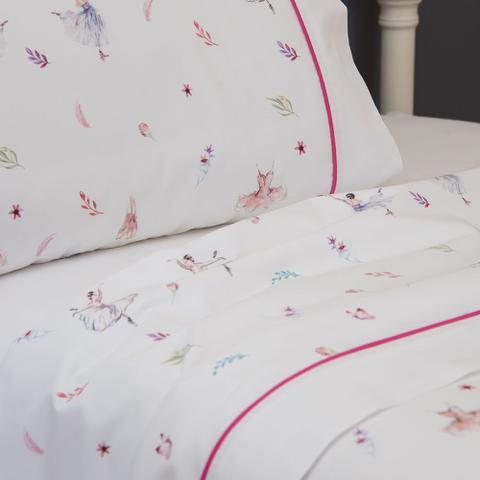 Imagem de jogo de cama casal scavone 200 fios 100% algodão dance