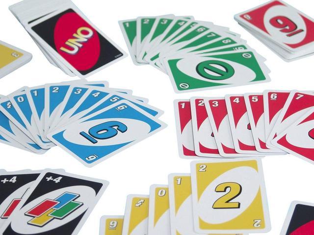 Imagem de Jogo de Cartas Uno  - Mattel