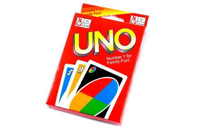 Imagem de Jogo de cartas uno