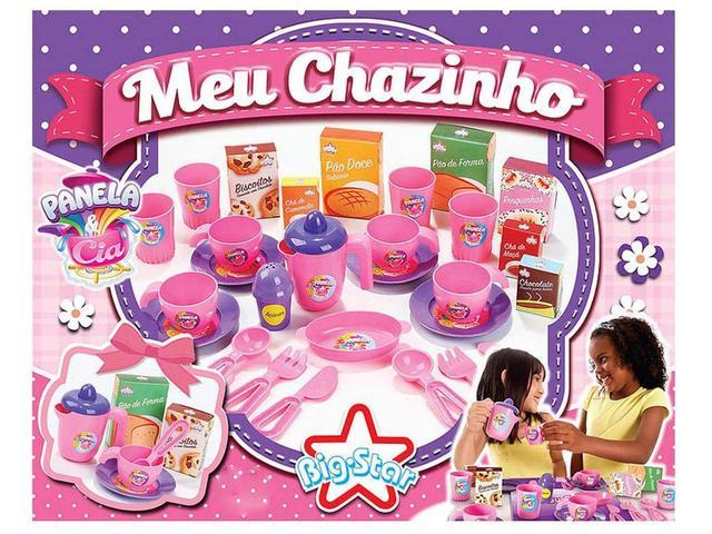 Imagem de Jogo de Chá Infantil Meu Chazinho