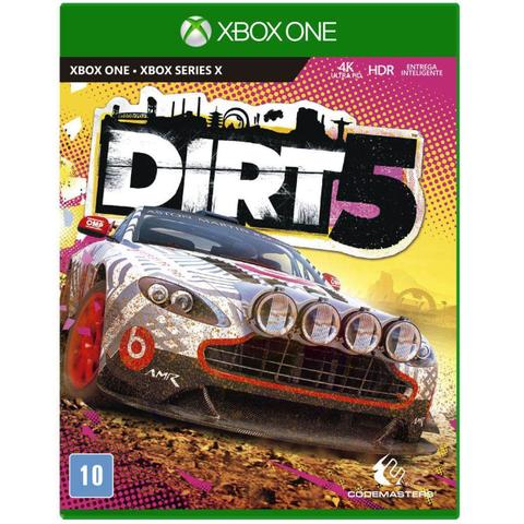 Jogo Dirt 5 - Xbox One - Codemasters