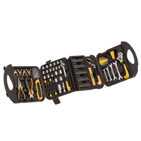 Imagem de Jogo de ferramentas com maleta dobrável 117 peças
