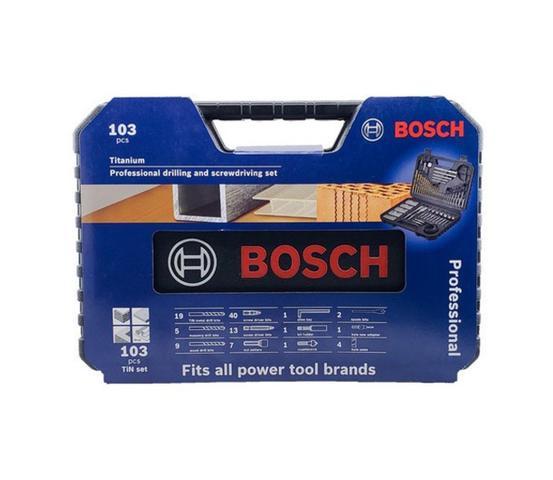 Imagem de Jogo de Ferramentas Professional Bosch 103 Peças com Maleta