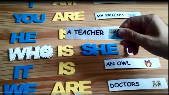 Imagem de Jogo de Inglês de verbos