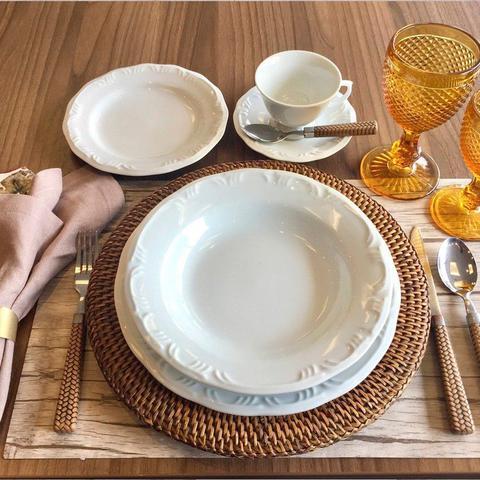 Imagem de Jogo de Jantar 30 Peças Porcelana Schmidt Pomerode Envio 24h