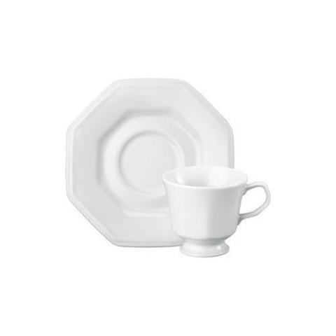 Imagem de Jogo De Jantar Prisma 30 Peças Primeira Linha Porcelana Schmidt