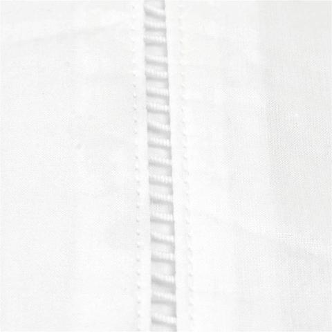 Imagem de Jogo de Lençol 400 Fios Queen Toque Macio Tecido Percal 4 Peças