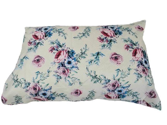 Imagem de Jogo de lençol Solteiro 3 Peças Estampado Alana Sultan