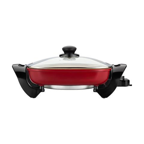 Imagem de Jogo de Panela Elétrica Rouge 220V + Ceramic Pro 127V - Cadence