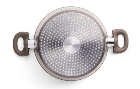Imagem de Jogo de Panelas 5 Peças 4.5mm com Fundo De Indução Optima Camurça - Brinox