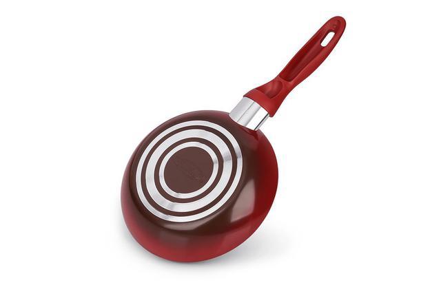 Imagem de Jogo de Panelas Ceramic Life Easy 5 Peças Vermelho - Brinox