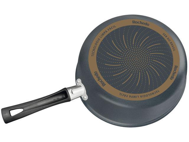 Imagem de Jogo de Panelas Rochedo Antiaderente de Alumínio