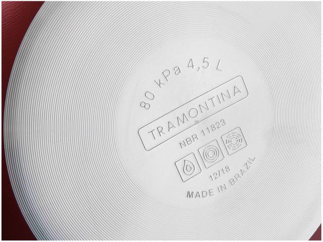 Imagem de Jogo de Panelas Tramontina Antiaderente Alumínio