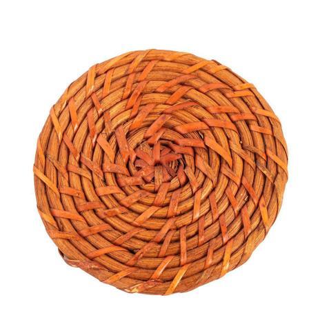 Imagem de Jogo de Porta-Copos de Bambu com 7 Peças