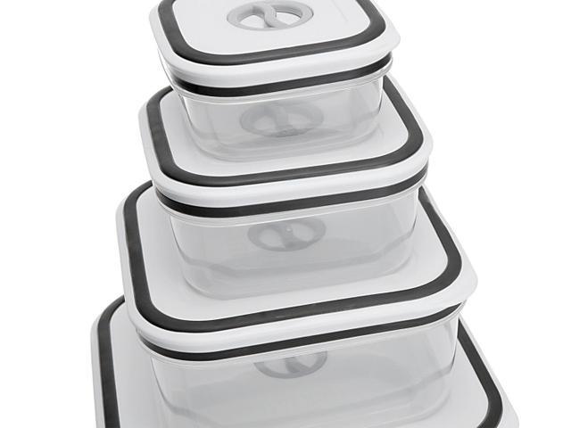 Imagem de Jogo de Potes de Plástico Electrolux