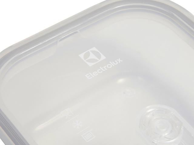 Imagem de Jogo de Potes de Vidro Hermético Electrolux