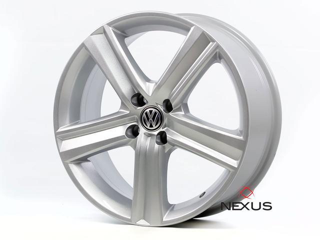 Imagem de Jogo de Roda Aro 15 VW FOX HIGNLINE HIPERGLOSS 4X100