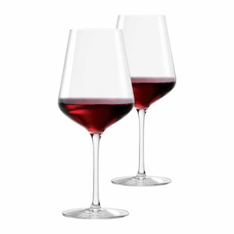 Imagem de Jogo de Taças de Vinho Tinto Passion Cristal 540ml 2 Pcs