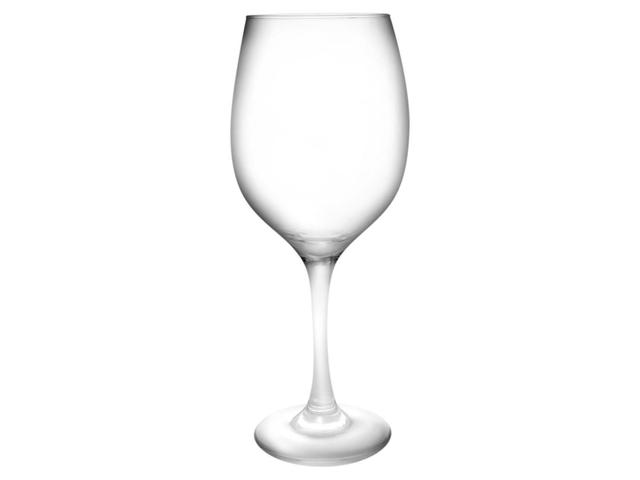 Imagem de Jogo de Taças para Água em Vidro 6 Peças 490ml