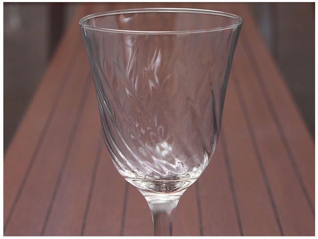 Imagem de Jogo de Taças para Água Vidro 6 Peças 350ml