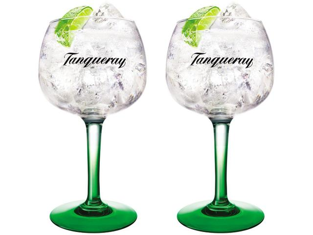 Imagem de Jogo de Taças para Gin Vidro 600ml 2 Peças
