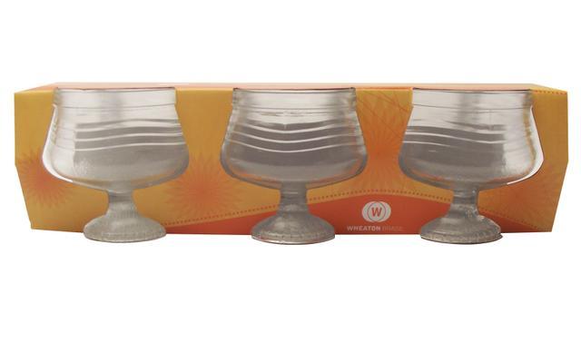 Imagem de Jogo de Taças para Sobremesa com 6 Peças Crystal Wheaton - 370 Ml