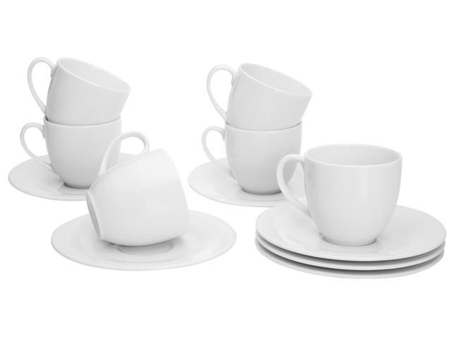Imagem de Jogo de Xícaras de Chá Porcelana 6 Peças