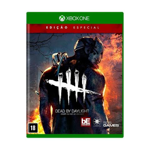 Jogo Dead By Daylight Special Edition - Xbox One - 505 Games