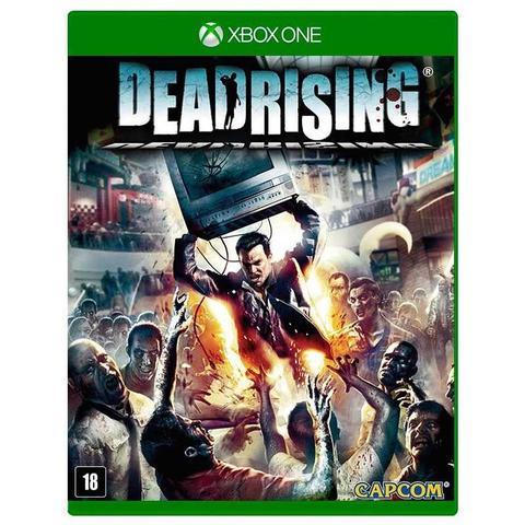 Imagem de Jogo Dead Rising: Remasterizado - Xbox One