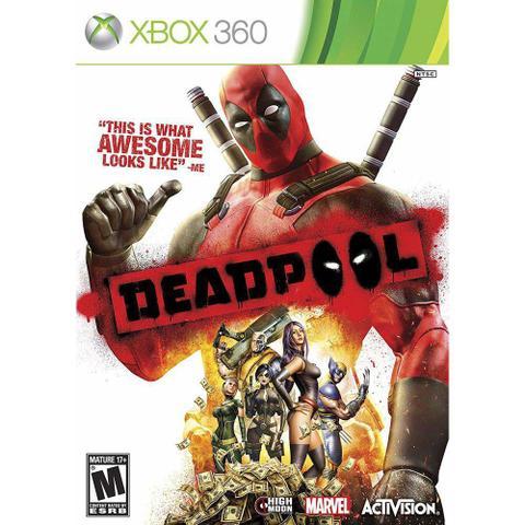 Imagem de Jogo DeadPool - Xbox 360