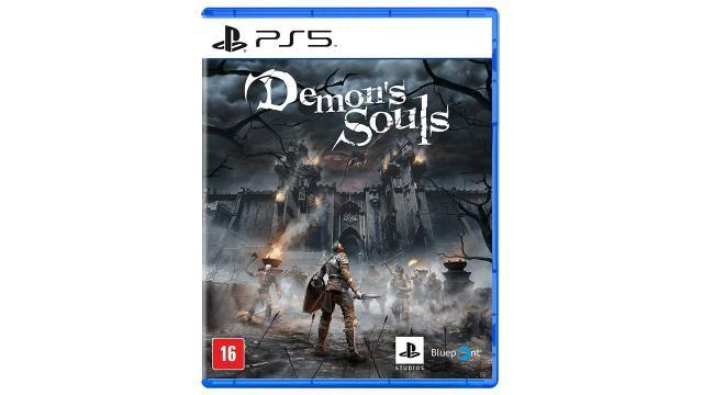 Imagem de Jogo Demon's Souls Para Playstation 5 - Demons Souls - PS5