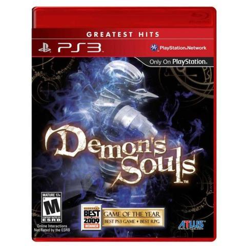 Imagem de Jogo Demons Souls - PS3