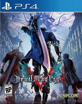 Imagem de Jogo Devil May Cry 5 (PRÉ-VENDA) PS4 - Mídia Física Lacrado