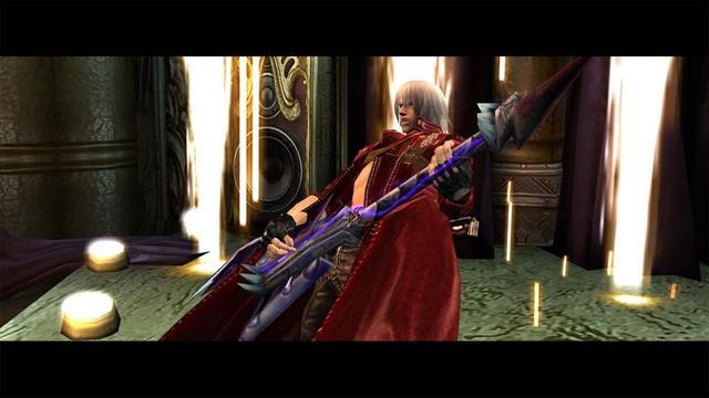 Imagem de Jogo Devil May Cry HD Collection - PS4