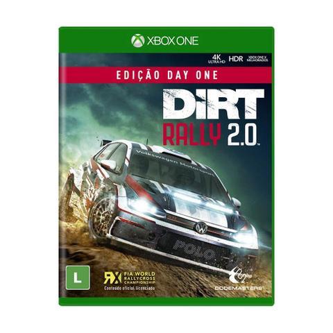 Jogo Dirt Rally 2.0 - Day One - Xbox One - Codemasters