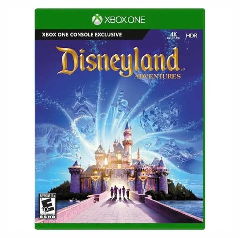 Jogo Disneyland Adventures - Xbox One - Microsoft Game
