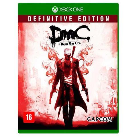 Imagem de Jogo DmC Devil May Cry: Definitive Edition - Xbox One
