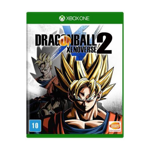 Imagem de Jogo Dragon Ball: Xenoverse 2 - Xbox One