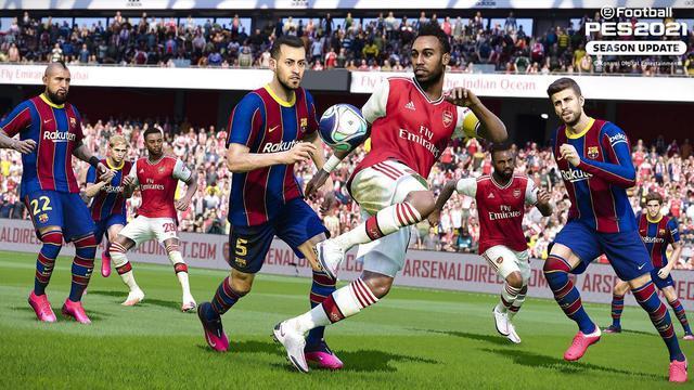 Imagem de Jogo EFootball PES 2021 - Xbox One