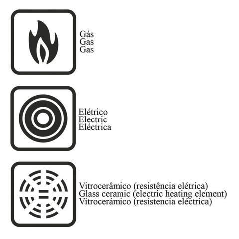 Imagem de Jogo Espagueteira Alumínio Antiaderente 3 Peças Mônaco Tramontina Vermelho