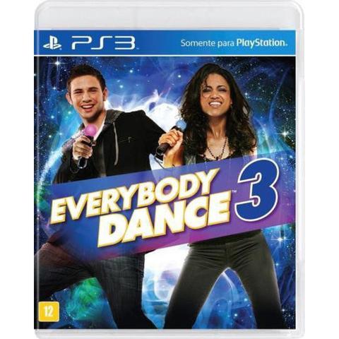 Imagem de Jogo everybody dance 3 - ps3