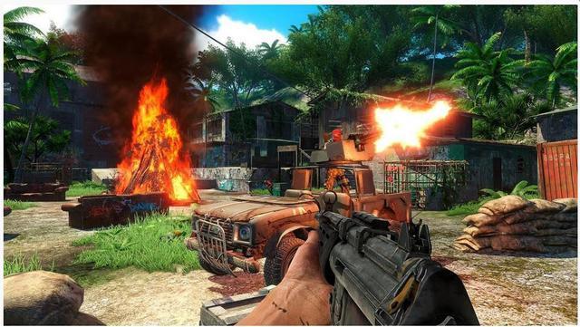 Imagem de Jogo Far Cry 3 Classic Edition PS4