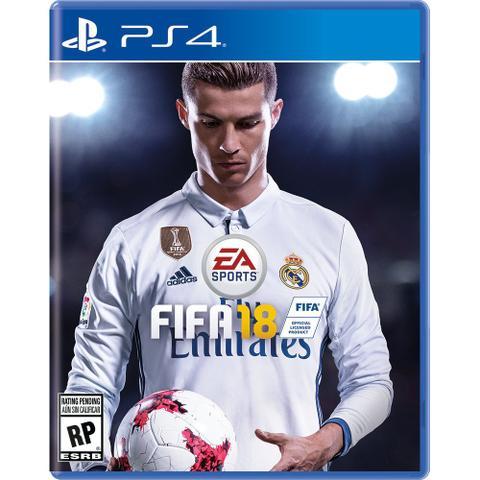 Imagem de Jogo FIFA 18 - PS4