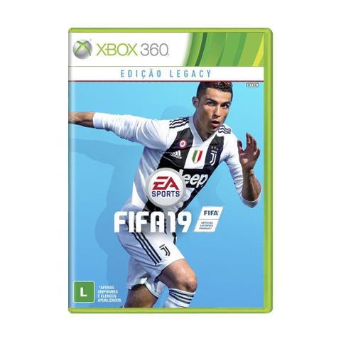 Imagem de Jogo FIFA 19 - Xbox 360